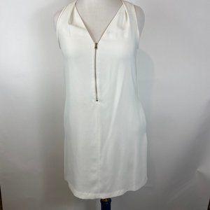 Trina Turk White Slip Dress